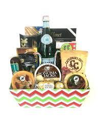salmon gift basket smoked salmon gift basket baskets christmas box etsustore
