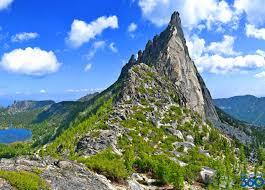 Cascade mountains north cascades national park