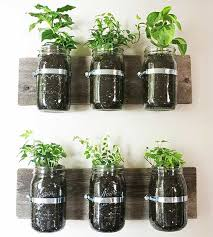 diy herb garden planter interior design