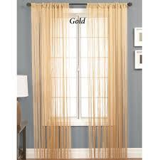 Marsailles String Curtain Panels