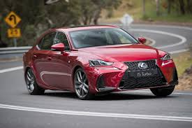 lexus sedan price australia 2017 lexus is sedan upgrade