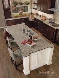 merillat kitchen islands merillat cannonsburg maple cotton with tuscan glaze