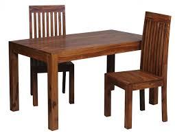 Esszimmer Tisch Massiv Wohnling Design Esstisch Mumbai Holz Massiv 140 X 80 X 76 Cm