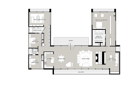 u shaped floor plans magnificent 12 shaped floor plans with