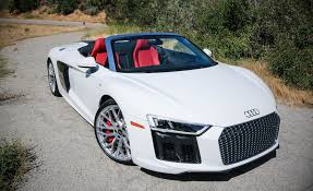 audi r8 ads 2017 audi r8 spyder pictures photo gallery car and driver