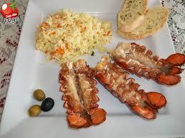 cuisiner un homard dans mon frigo queues de homard grillées au four