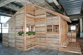 How To Make A Shed Out Of Wooden Pallets by Humanitarian Projects U2014 I Beam