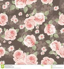 imagenes de rosas vintage impresión de las rosas del vintage ilustración del vector