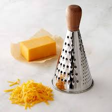 chef n cheese grater williams sonoma conical grater williams sonoma