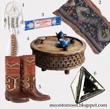 moon to moon 6 bohemian accessories for the home