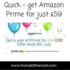amazon prime black friday 79 amazon prime for just 59 act quickly