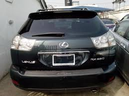 lexus 2003 rx330 lexus rx330 2005 model in an excellent condition 07067969891 price