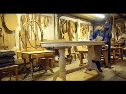 tour of fechters fine furniture factory in south africa youtube
