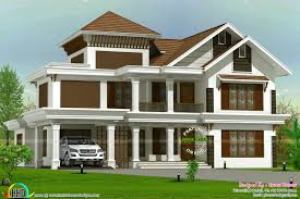 traditional mix modern 3150 sq ft house kerala home design