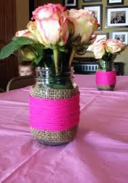 jar baby shower centerpieces jars baby shower center pieces baby