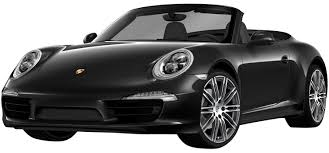 black porsche convertible 2016 porsche 911 carrera cabriolet black edition 2 door rwd