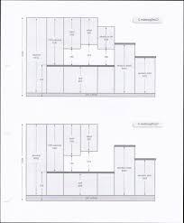 hauteur meuble bas cuisine hauteur meuble haut cuisine rapport plan travail newsindo co
