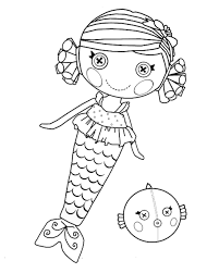100 beautiful mermaid coloring pages remarkable hello kitty
