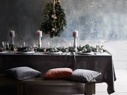 modern christmas table settings diy christmas decorations ideas how to make a tree corkboard