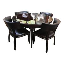 Prices Of Dining Table And Chairs by Ralph Lauren Clivedon Dining Set Table And Four Chairs Original