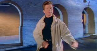 best rickrolls rick astley s give you up turns 30 rolling