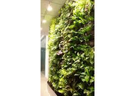 greenroofs com projects bangkok bank interior green wall
