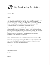 best of asking for donations excuse letter