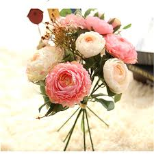 ranunculus bouquet flower bouquet for wedding home table decoration ranunculus