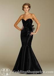 museum noir by lazaro bridesmaid dress nz3234