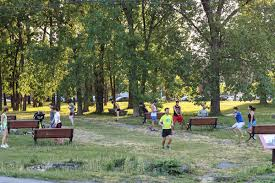 fitness park siege social outdoor circuit staying fit in the of griffintown prével