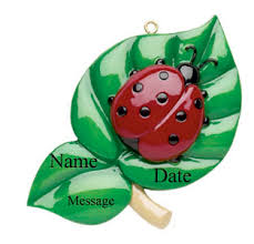 buy bug ornament personalized ornament from a