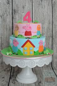 best 25 peppa pig cakes ideas on pinterest peppa pig birthday