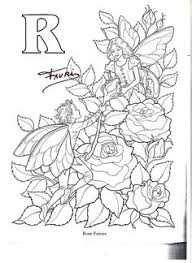 flower fairies coloring coloring pages flower
