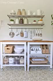 blank kitchen wall ideas 8 easy kitchen storage solutions