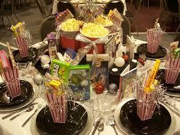 interior design simple movie themed table decorations interior