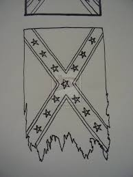 American Flag Tattoos Black And Grey 45 Rebel Flag Tattoos