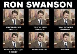 Ron Meme - 19 best ron swanson memes images on pinterest ron swanson meme