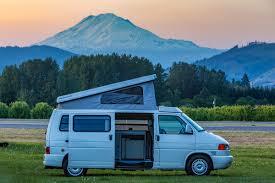 volkswagen camper van meet the fleet road trip oregon reliable sprinter eurovan and