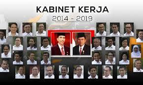 profil jokowi dan jk profil dan biodata menteri menteri kabinet kerja jokowi kalla