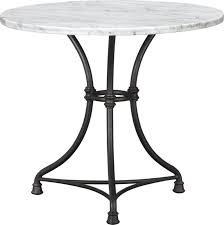 Innobella Destiny Mission Bistro Folding Chair French Kitchen Bistro Table In Dining Tables Crate And Barrel