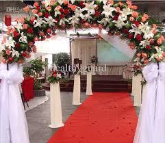Aisle Runner Wedding 2015 Romantic Wedding Centerpieces Decoration Supply 1 Meter Wide