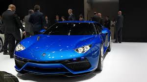 lamborghini asterion lamborghini asterion silences paris but will they build it live