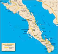 Cabo Map Baja Mexico Map Map Baja Mexico Travel Maps And Major Tourist