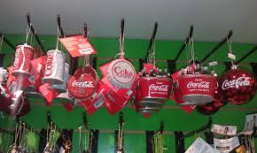 coca cola ornaments cola cola collectors