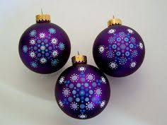 custom order for chris 4 pack tree ornaments without