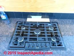 Propane Gas Cooktop Installing A Gas Stove U2013 April Piluso Me