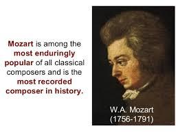 mozart biography brief mozart