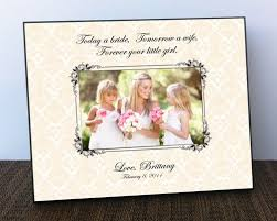 wedding gift photo frame parents wedding gift parents of the personalized picture