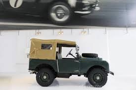 range rover icon 1951 land rover series 1 classic throttle shop