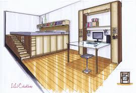 dessin en perspective d une chambre superb dessin d une chambre en perspective 8 exemple de dessin de